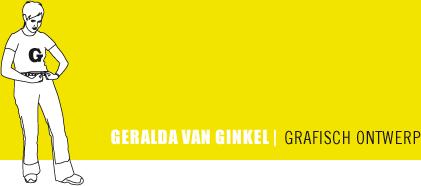 Geralda van Ginkel, Grafisch ontwerp